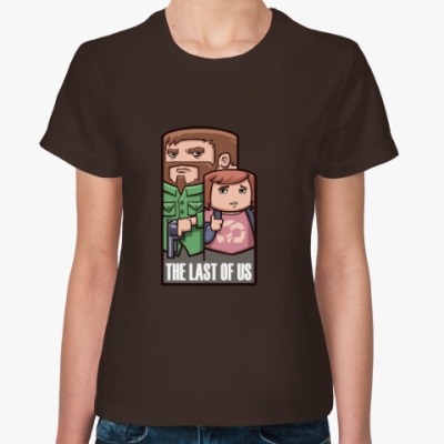 Женская футболка The Last of Us