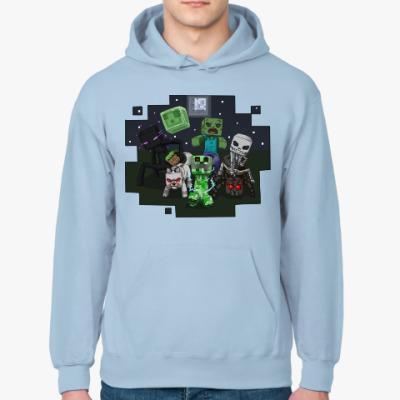 Толстовка худи Minecraft
