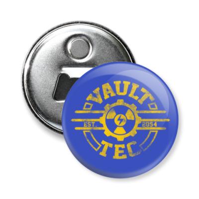 Магнит-открывашка Fallout. Vault-Tec