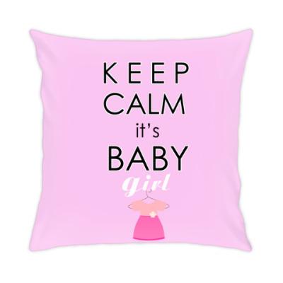 Подушка Baby girl