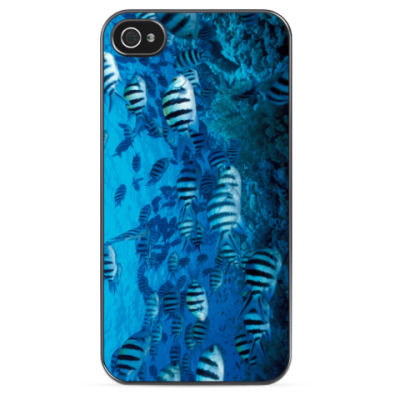Чехол для iPhone Морские рыбки