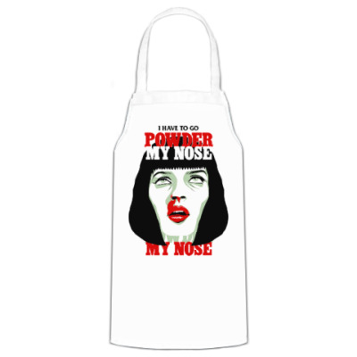 Фартук Mia Wallace Pulp Ficton