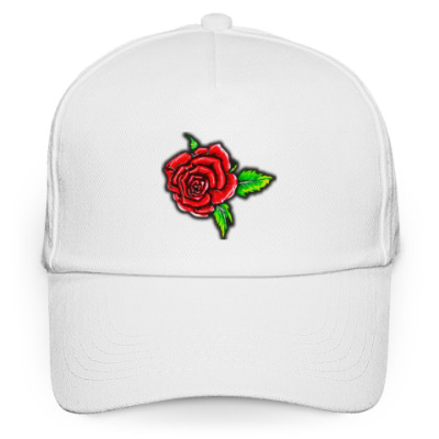 Кепка бейсболка Летняя роза