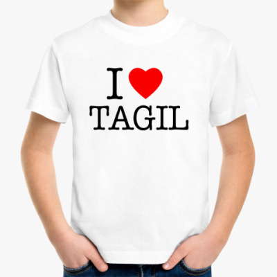 Детская футболка Тагил