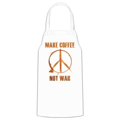 Фартук Make Coffee Not War