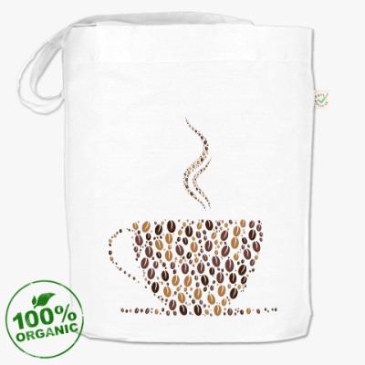 Сумка Кофе из кофейных зерен