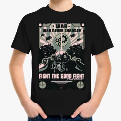Детская футболка Fallout Фоллаут