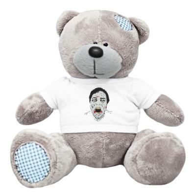 Плюшевый мишка Тедди Зомби