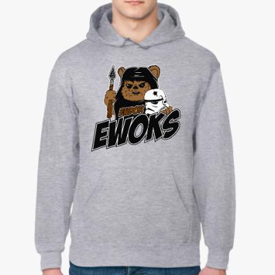 Толстовка худи Endor Ewoks