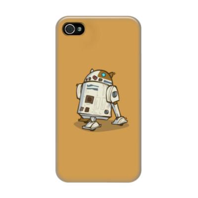 Чехол для iPhone 4/4s R2C2 — Пятничный Котик №34