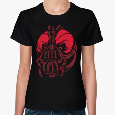 Женская футболка Bane