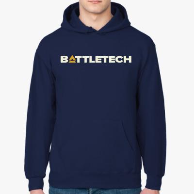 Толстовка худи Battletech