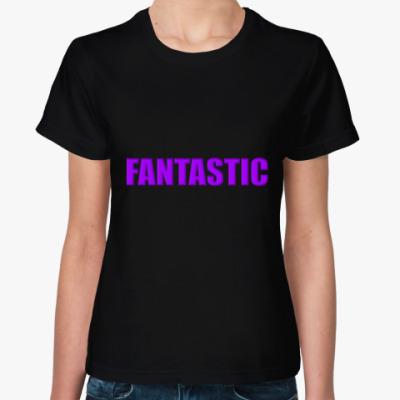 Женская футболка 9 Доктор Кто FANTASTIC