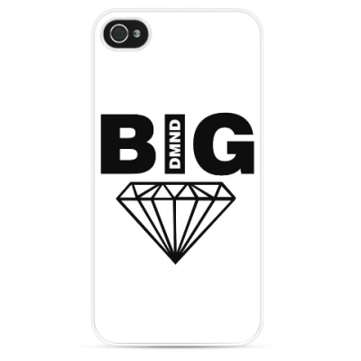 Чехол для iPhone BIG Diamond