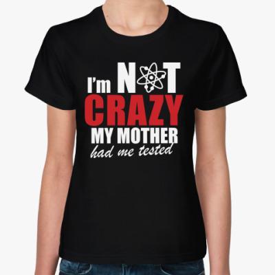 Женская футболка Big Bang Style