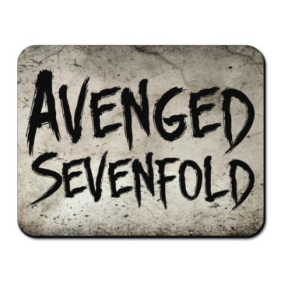 Коврик для мыши Avenged Sevenfold