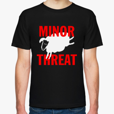 Футболка Minor Threat