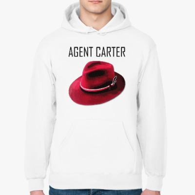 Толстовка худи Agent Carter
