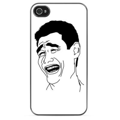 Чехол для iPhone Яо Минг