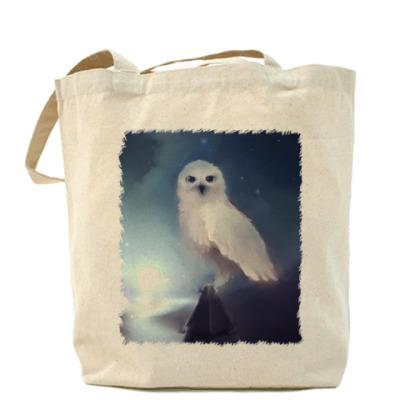 Сумка Холщовая сумка Hedwig