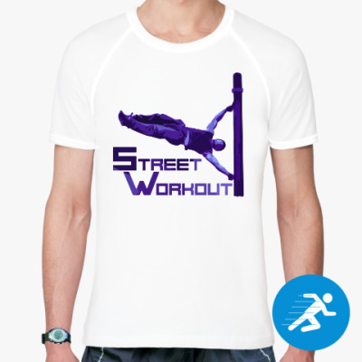 Спортивная футболка Street Workout. Edge #7