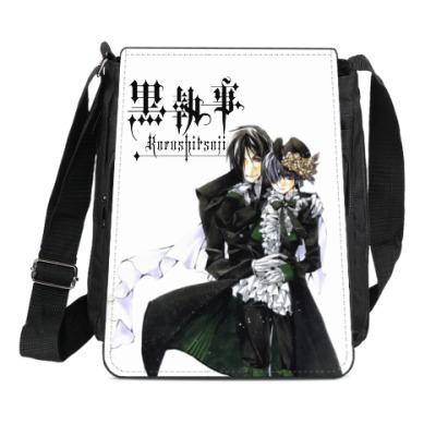Сумка-планшет Тёмный дворецкий  Kuroshitsuji