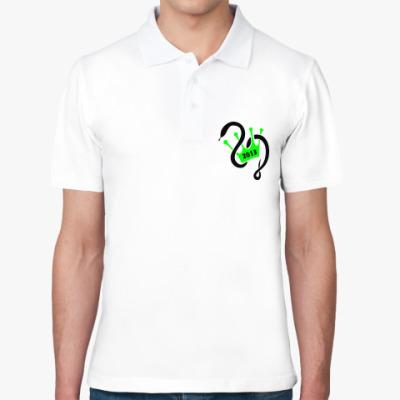 Рубашка поло Король года змеи 2013