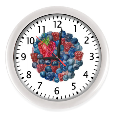 Настенные часы Время лета!