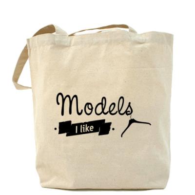 """Сумка """"Models I like"""""""