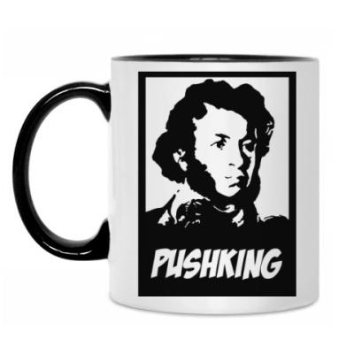 Кружка Пушкин