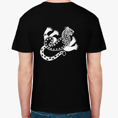 Футболка Скифский леопард