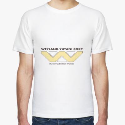 Футболка Weiland-Yutani Corp.