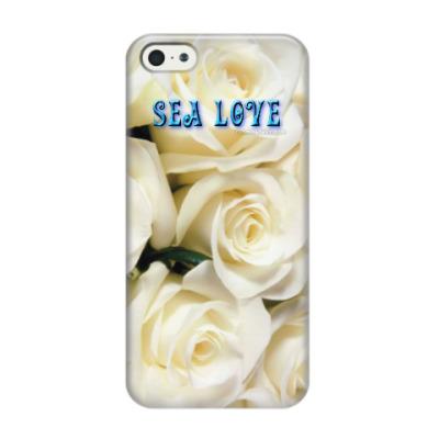 Чехол для iPhone 5/5s любовь