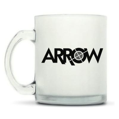 Кружка матовая Arrow