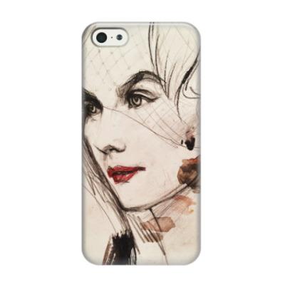 Чехол для iPhone 5/5s La Bella