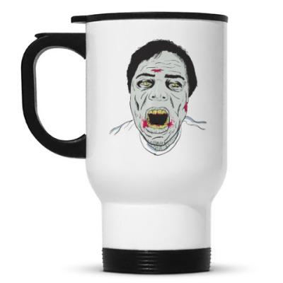 Кружка-термос Зомби