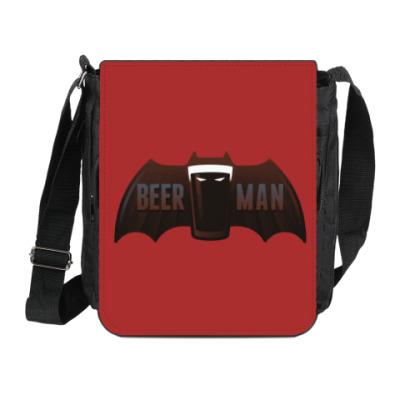 Сумка на плечо (мини-планшет) BEERMAN