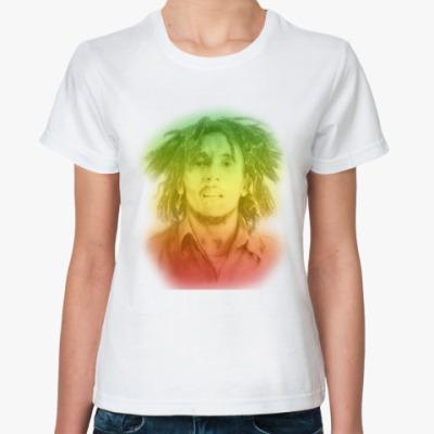 Классическая футболка Боб Марли