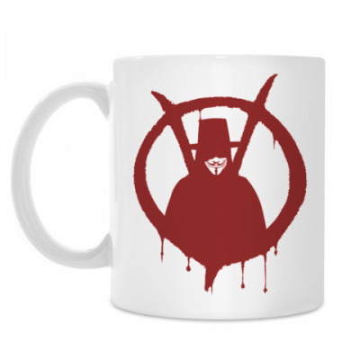 Кружка Vendetta