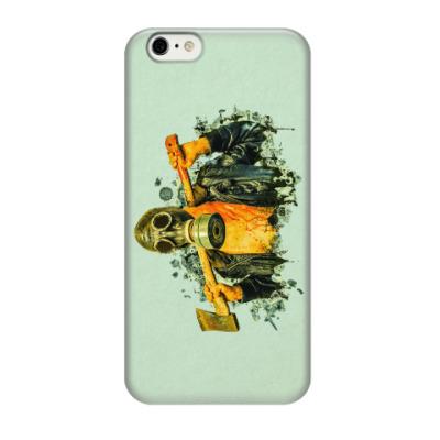Чехол для iPhone 6/6s Zombie Killer