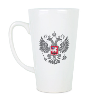 Чашка Латте Герб