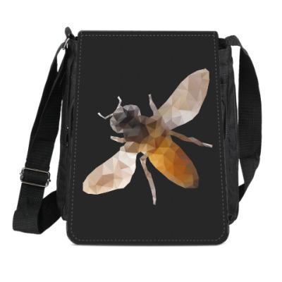 Сумка-планшет Пчела / Bee