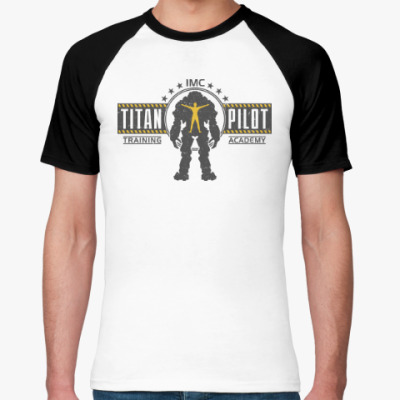 Футболка реглан Battlefield Titan Pilot