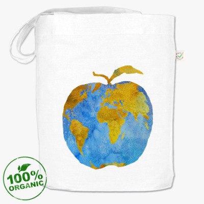 Сумка Apple Earth