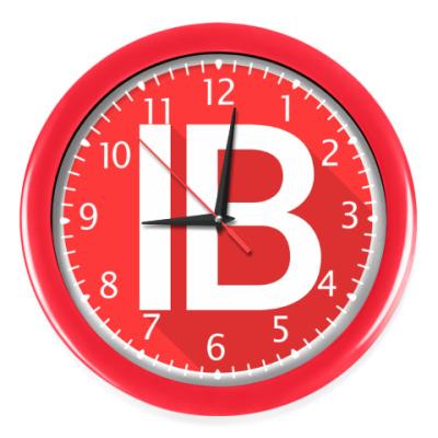 Настенные часы IGROBAR