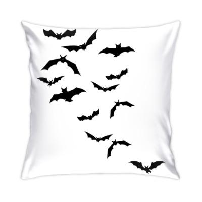 Подушка Летучие мыши