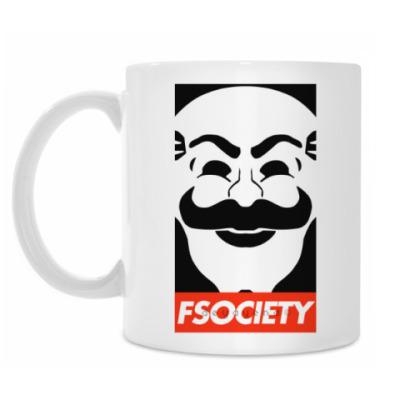 Кружка FSOCIETY