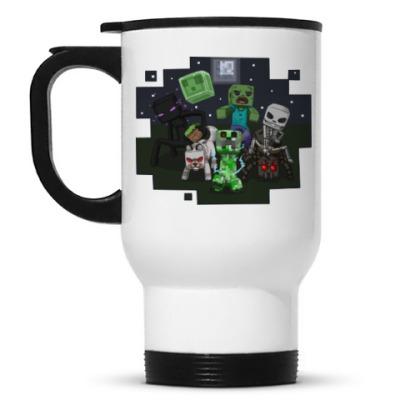 Кружка-термос Minecraft