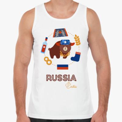 Майка Russia, Ёпта