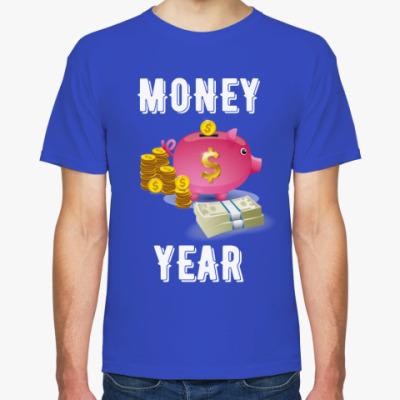 Футболка MONEY YEAR